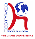 Logo DESTYMOB SOCIETE DE CREATION